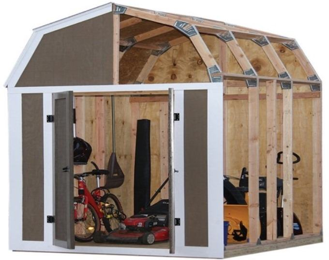 best shed kit reviews