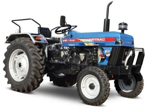 Power Trac tractor