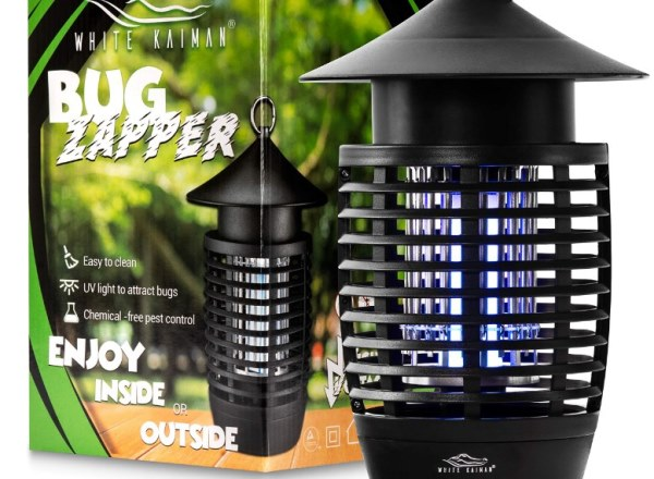 mosquito trap Electrical grids