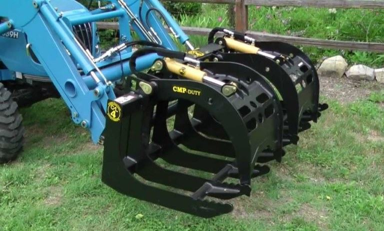 best tractor grapple reviews