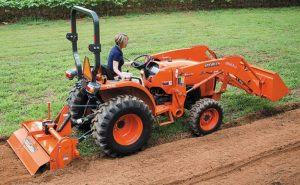 best rotary tiller for tractor reviews