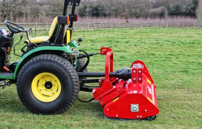best flail mower for compact tractor reviews