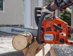 Husqvarna 120 Mark II Chainsaw Review