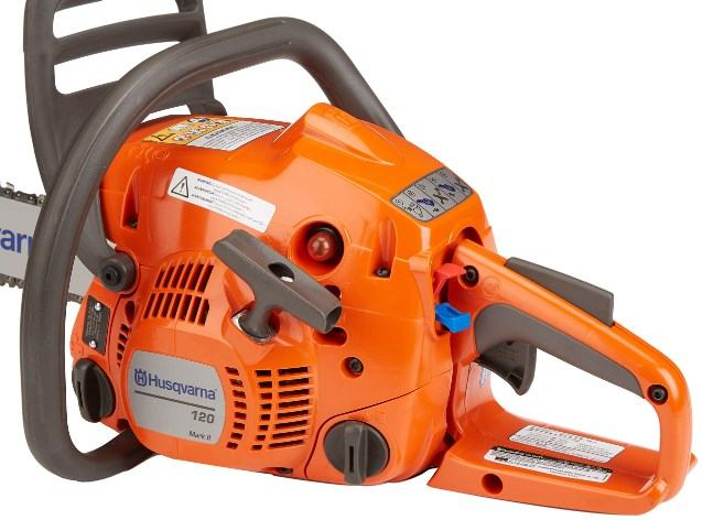 Husqvarna 120 Mark II Gas Chainsaw