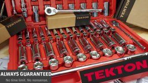 tekton tools reviews