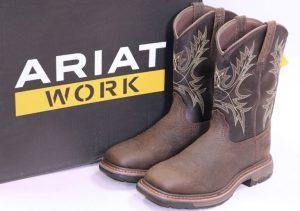 best ariat work boots reviews