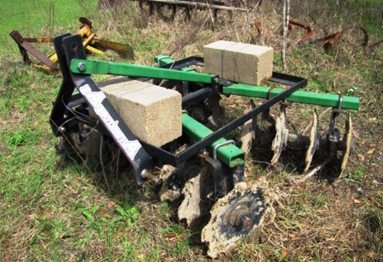 best attachments for tractors