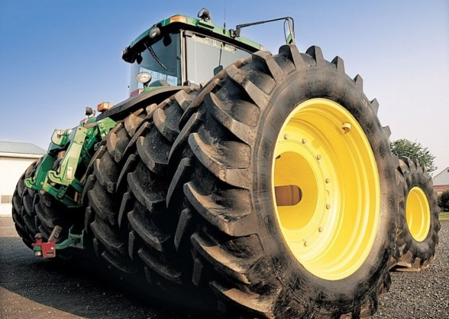 choose the best tractor tires