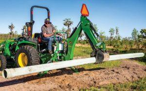 best backhoe attachment for tractor reviews