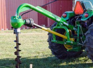 best post hole digger for tractor reviews