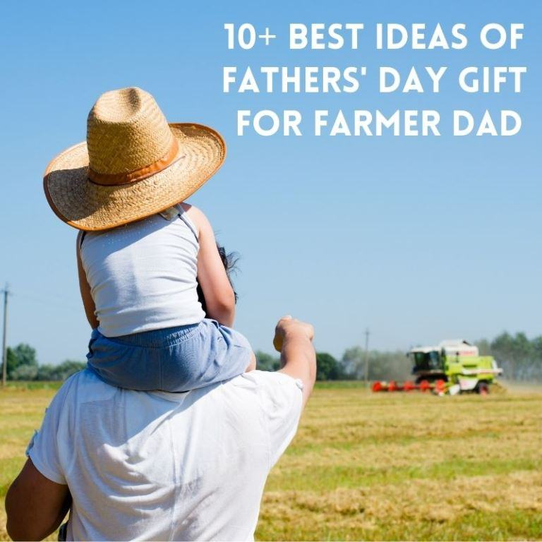 Best Ideas of Father's Day Gift for Farmer Dad