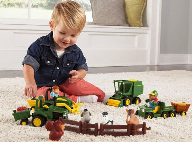 best farm toys for toddlers reviews