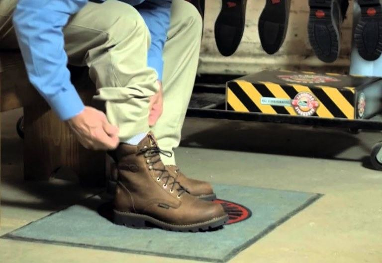 best lace up work boot reviews