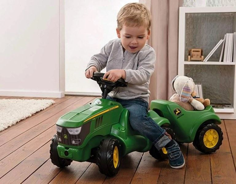 best ride on tractor for kids reviews