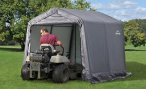 Best Shed For Riding Lawn Mower Reviews