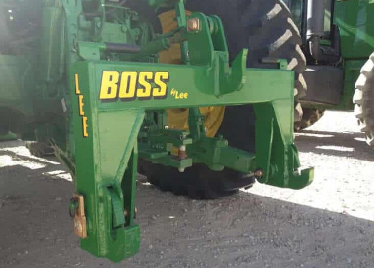 3 Point Hitches For Tractors